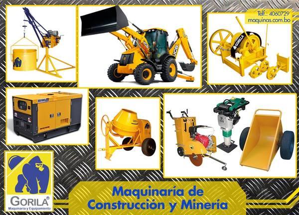 Metalin ltda cochabamba for Galindo alquiler de maquinaria