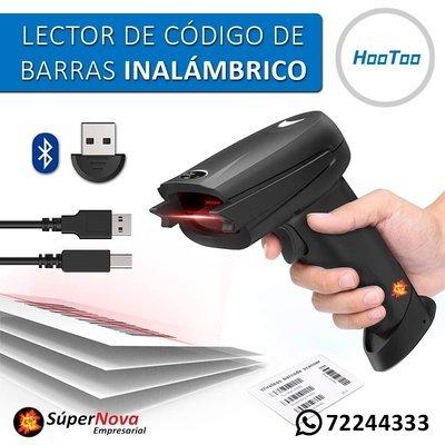 LECTOR INALÁMBRICO DE BARRAS