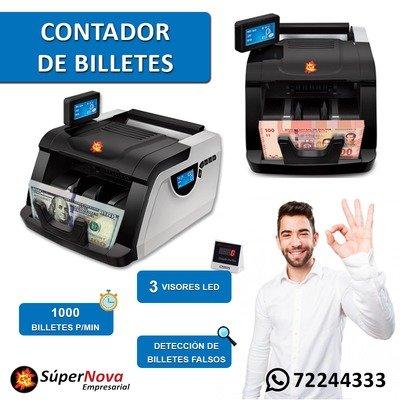 CONTADOR DE BILLETES BILL COUNTER